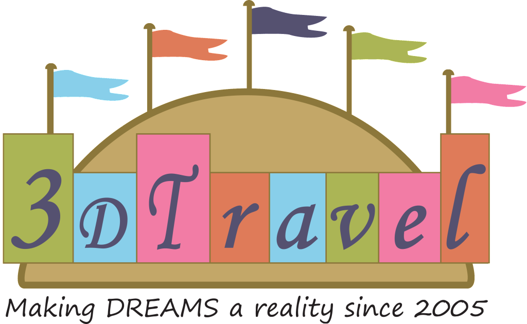 3d Travel Logo transparent http://www.magicalmouseschoolhouse.com